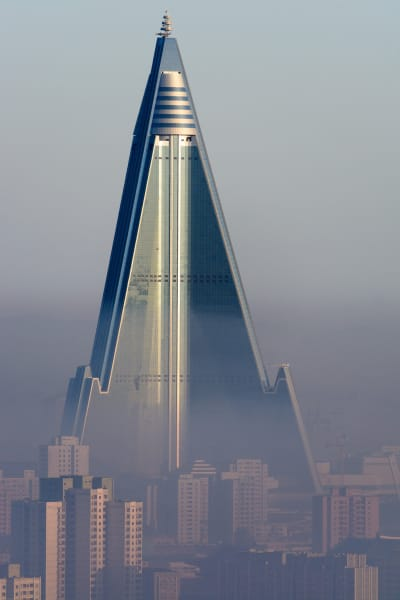 Ryugyong - © Attention Deficit Disorder Prosthetic Memory Program