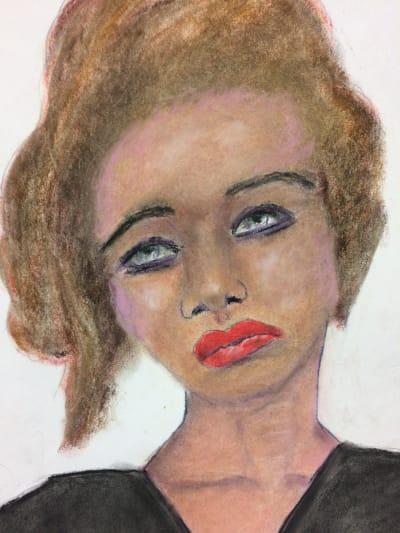 Sam Little Portraits - © Attention Deficit Disorder Prosthetic Memory Program