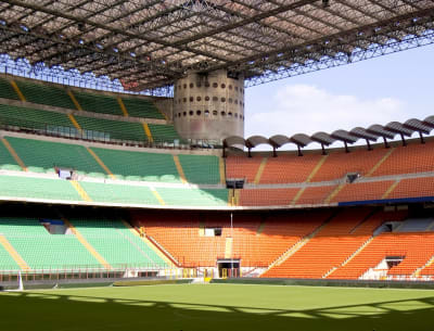 San Siro - © Attention Deficit Disorder Prosthetic Memory Program