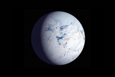 Snowball Earth - © Attention Deficit Disorder Prosthetic Memory Program