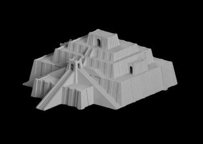 Sumerian Civilization - © Attention Deficit Disorder Prosthetic Memory Program
