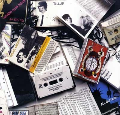Tellus Audio Cassette Magazine - © Attention Deficit Disorder Prosthetic Memory Program