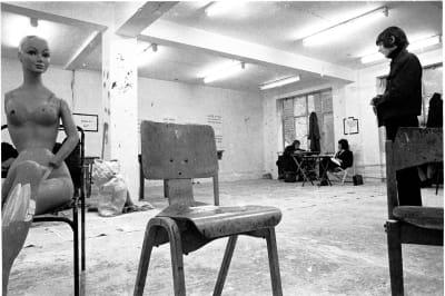 The Locked Room - © Attention Deficit Disorder Prosthetic Memory Program