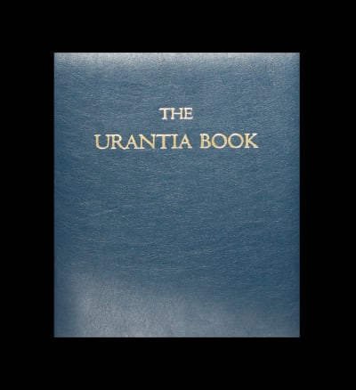 The Urantia Book - © Attention Deficit Disorder Prosthetic Memory Program