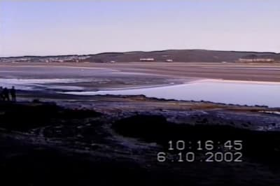 Tidal Bore - © Attention Deficit Disorder Prosthetic Memory Program