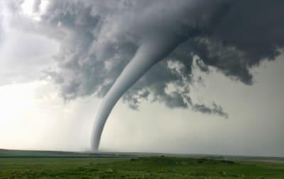 Tornado Alley - © Attention Deficit Disorder Prosthetic Memory Program