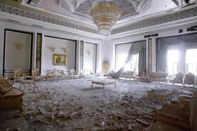 Dictators Interior Architecture - © Attention Deficit Disorder Prosthetic Memory Program