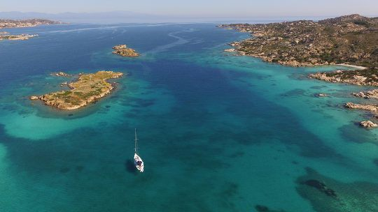sardegna arcipelago maddalena