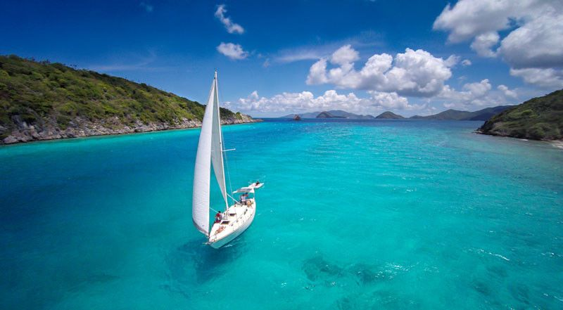 Talassoterapia barca a vela