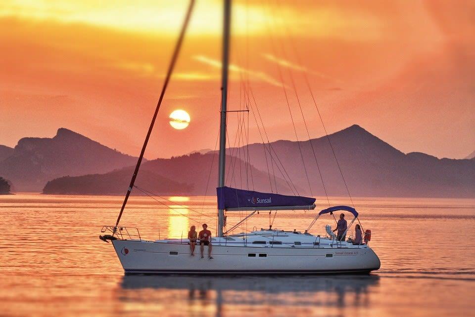 Imbarchi singoli e coppie Croazia