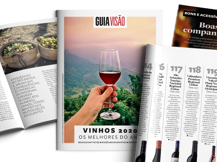 Guia de Vinhos Visão
