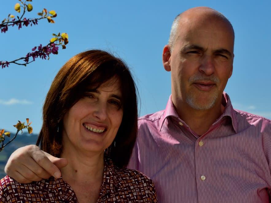 Isabel Sarmento e Pedro Lencart