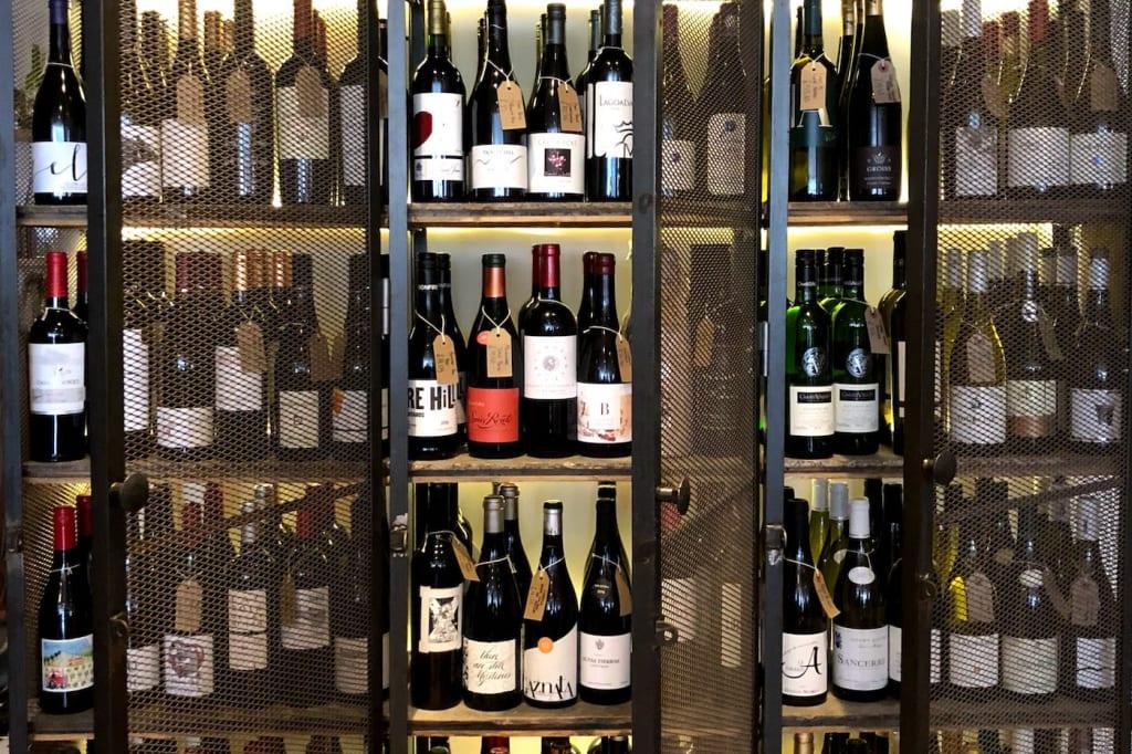 os vinhos mais vendidos