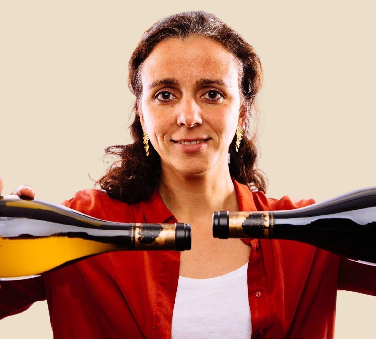 Beatriz Bragança, enóloga da Quinta dos Carvalhais