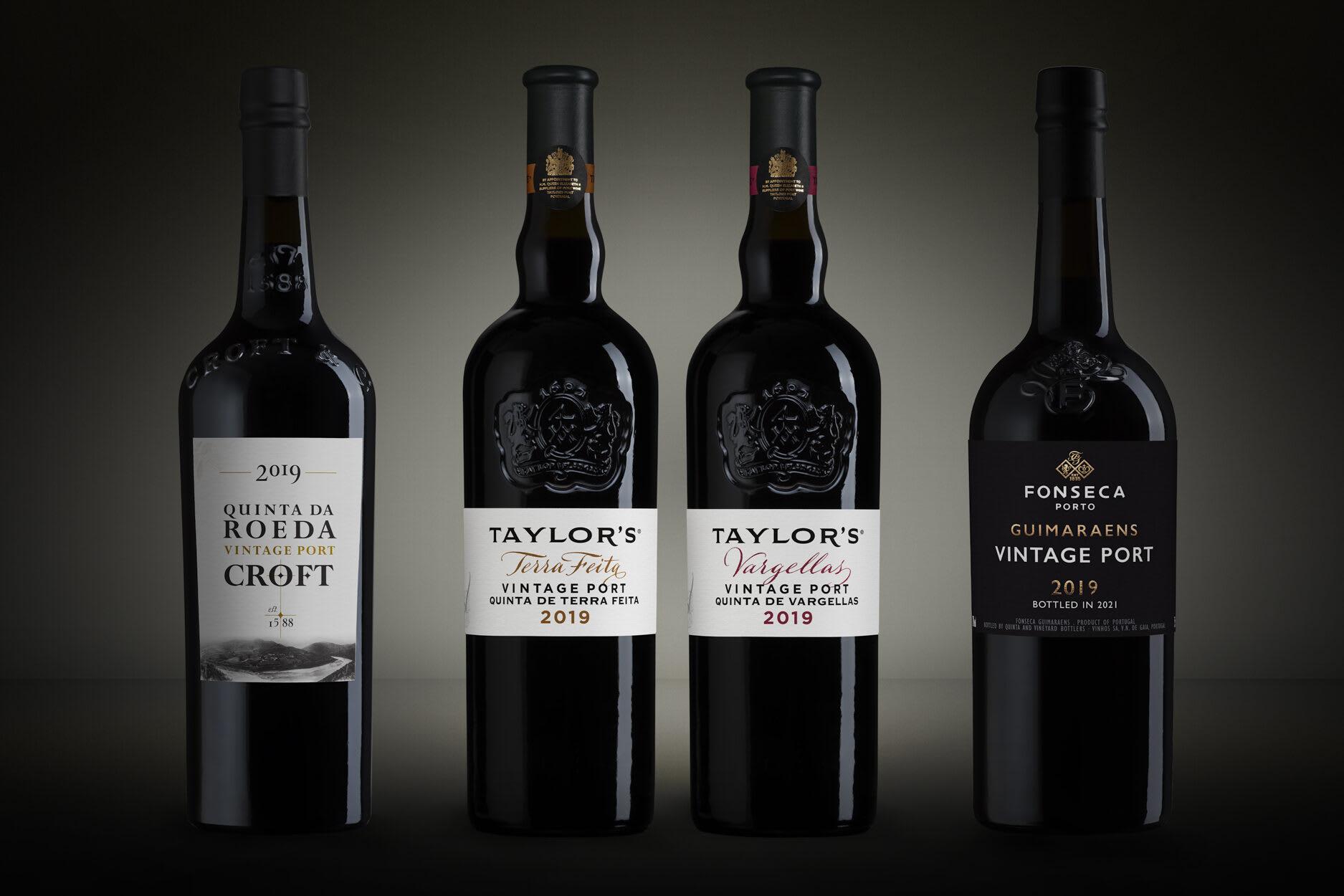 Fladgate Partnership: Taylor's, Croft, Fonseca