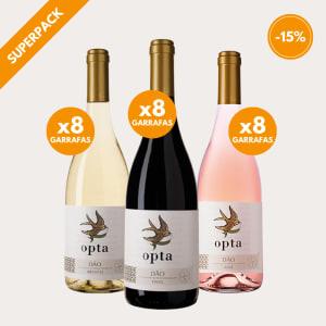 Super Pack Opta Wines