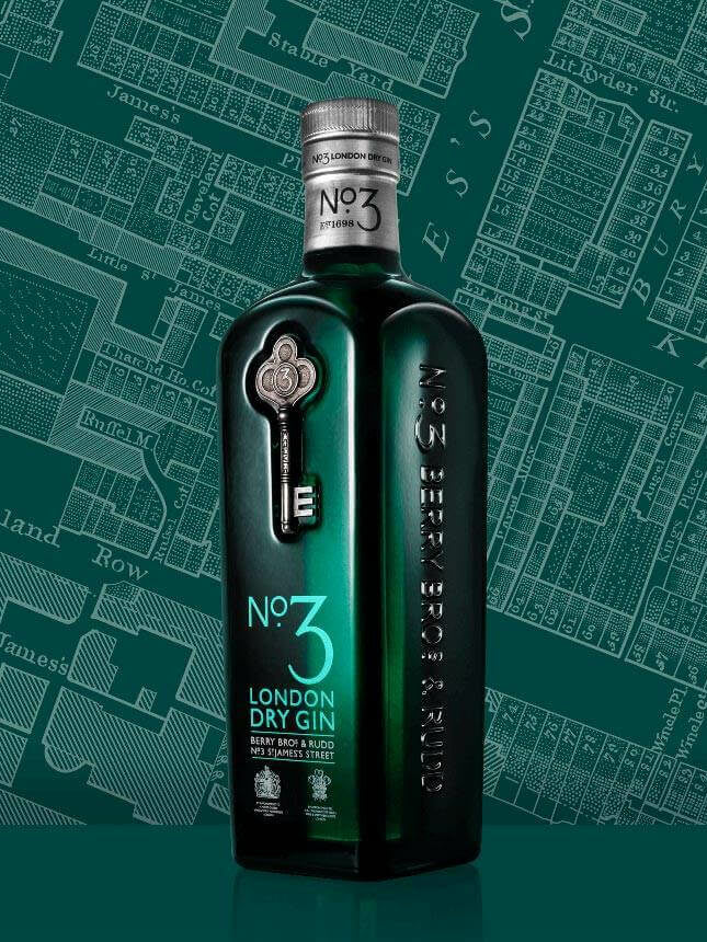 Embalagem Gin No.3