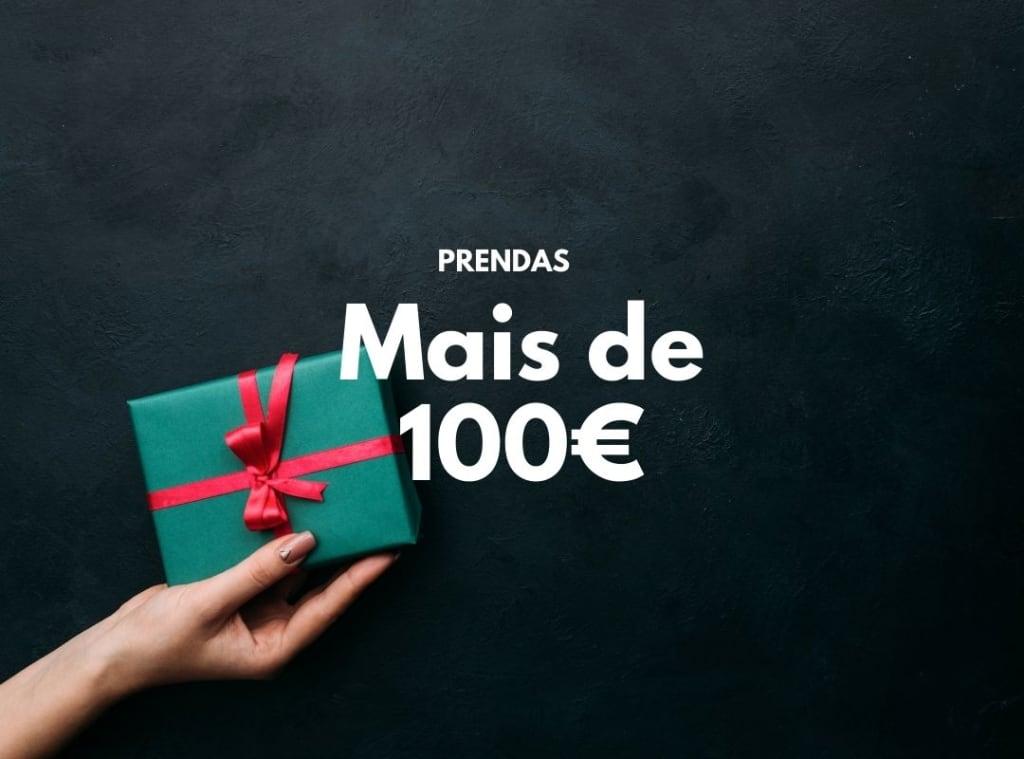 As melhores prendas de natal acima de 100€