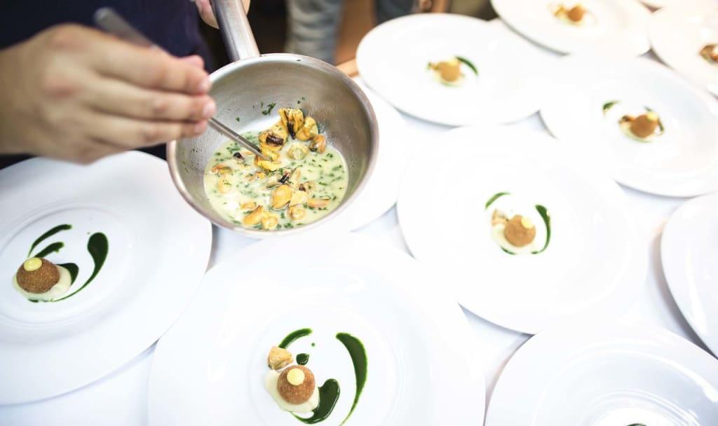 Menu do Restaurante Vista no Algarve