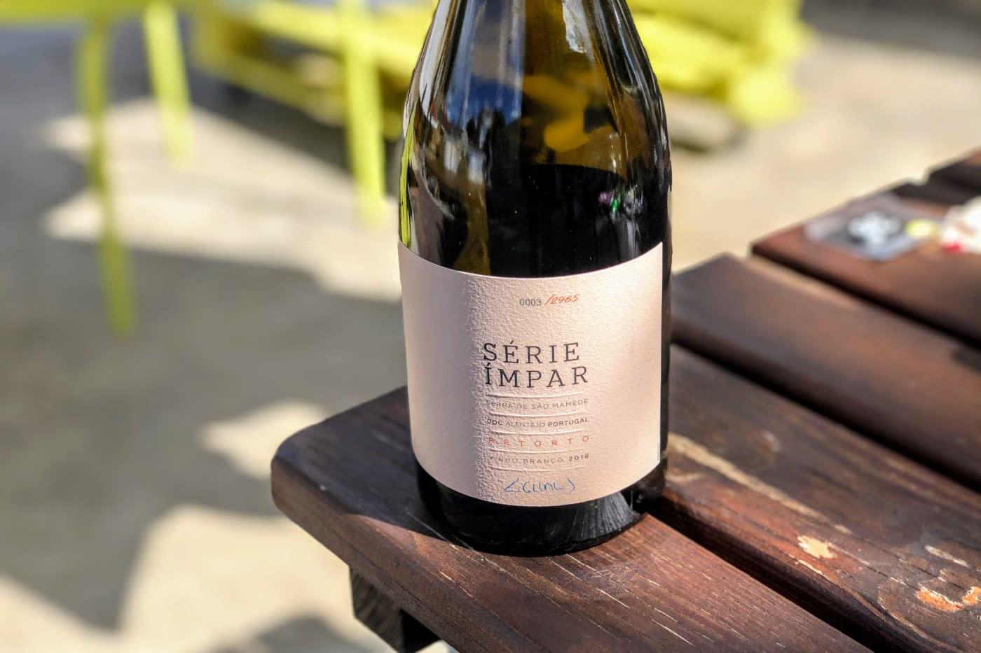 serie-impar retorto vinho branco vinhas velhas portalegre