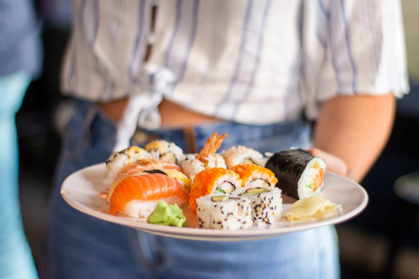vinhos portugueses-para beber com sushi
