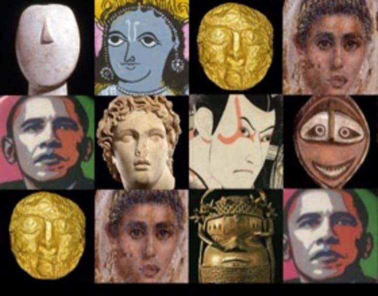 La imagen humana: arte, identidades y simbolismo