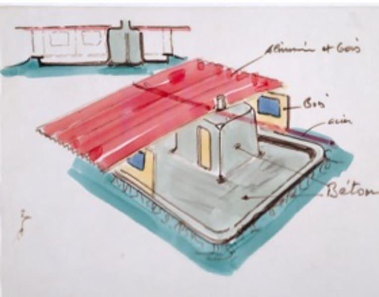 El universo de Jean Prouvé. Arquitectura, industria, mobiliario