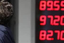 Ещебудет расти: Россиянам несоветуют избавляться отвалюты
