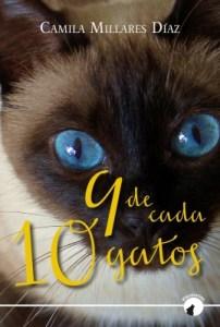Nueve de cada diez gatos