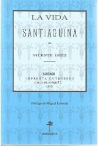 La vida Santiaguina
