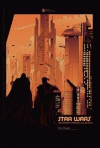 STAR WARS: Un ensayo urbano-galáctico