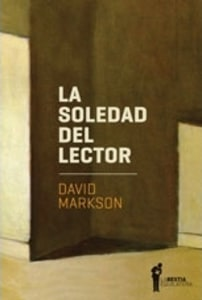 LA SOLEDAD DEL LECTOR