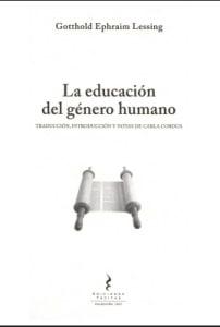 La educación del género humano