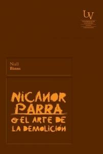 Nicanor Parra  o el arte de la demolición
