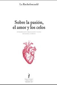Sobre la pasión, el amor y los celos