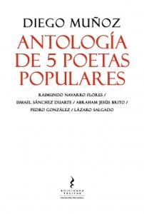 Antología de 5 poetas populares