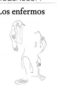 Editorial Kindberg presenta novela Los enfermos de Natalia Rozenblum