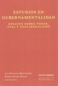 Estudios en gubernamentalidad
