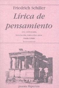 LÍRICA DE PENSAMIENTO