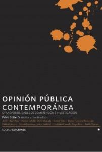 Opinión Pública Contemporánea Otras Posibilidades De Comprensión E Investigación.