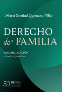 Derecho de Familia Tercera edición. Actualizada y ampliada