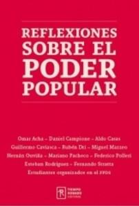 Reflexiones sobre el poder popular