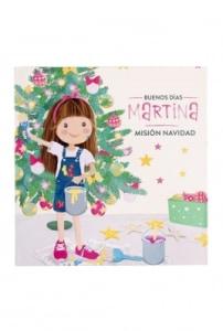 BUENOS DÍAS, MARTINA. Misión Navidad.