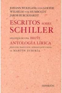 ESCRITOS SOBRE SCHILLER.