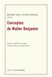Conceptos de Walter Benjamin