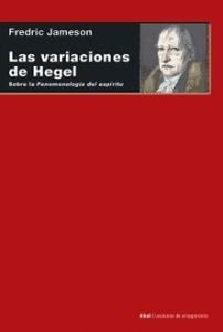 Las variaciones de Hegel