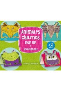Animales chilenos pop-up + adivinanzas
