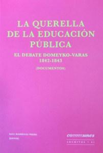 La querella de la educación pública