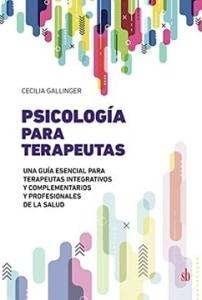 Psicología Para Terapeutas