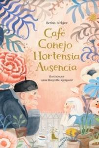 Café Conejo Hortensia Ausencia